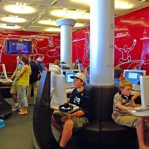 Интернет-кафе Североуральска
