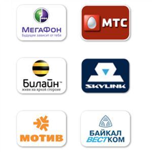 Операторы сотовой связи Североуральска