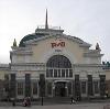 Железнодорожные вокзалы в Североуральске