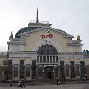 Железнодорожные вокзалы Североуральска